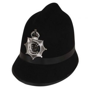 Traditional Police/Bobby Hat