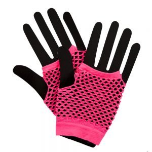 80's Net Gloves