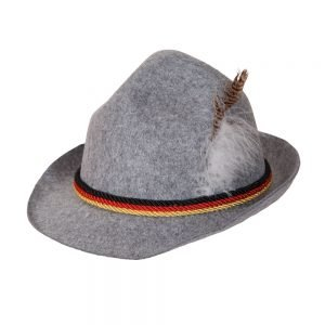 Oktoberfest Hat/Red/Yel