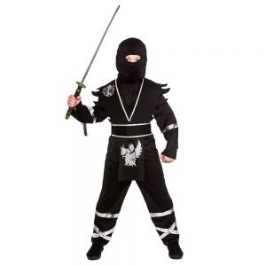 Ninja Assassin Silver