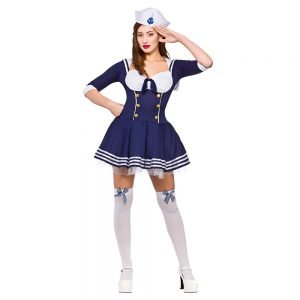 Hello Sailor (HAT INCLUDED)