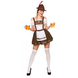 Bavarian Beer Maid