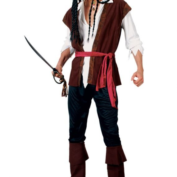 Caribbean Pirate (Deluxe)