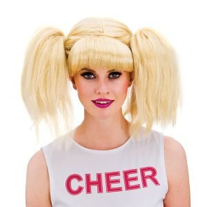 Cheerleader Wig