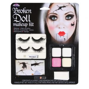 FunWorld Broken Doll Makeup Kit
