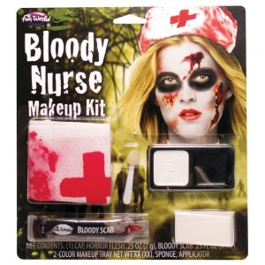 FunWorld Bloody Nurse Makeup Kit