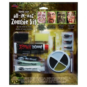 FunWorld All in One Family Zombie Makeup