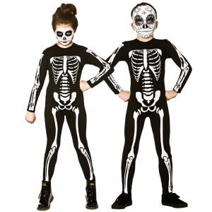 Skeleton Jumpsuit (Unisex)