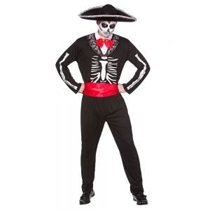 Mariachi Day of the Dead(NO HAT)