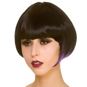 Witch Short Bob / Purple