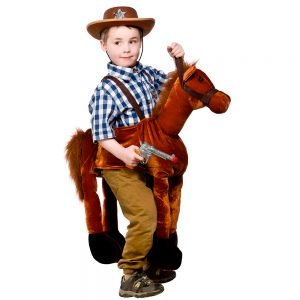 Ride on Horse (Child One Size)