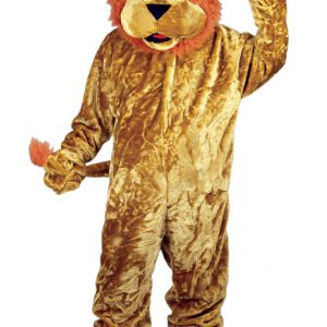 Giant Deluxe Mascot - Lion