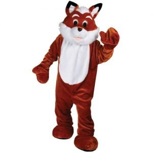 Giant Deluxe Mascot - Fantastic Fox