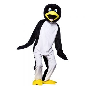 Mascot - Cool Penguin