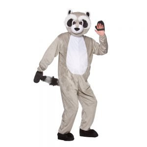 Mascot - Raccoon