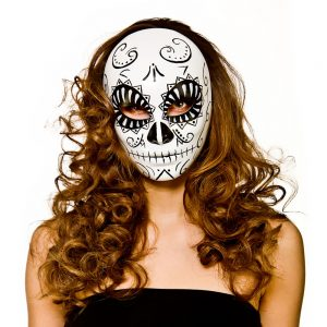 Deluxe Day of the Dead Mask