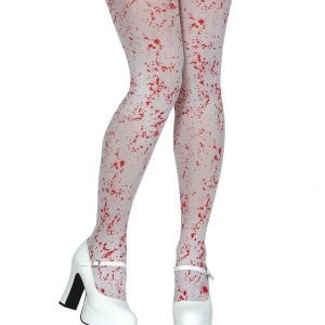 Tights with Blood Spatter