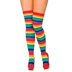 Thigh Highs - Rainbow