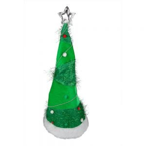 Long - Stand Up Xmas Tree Hat